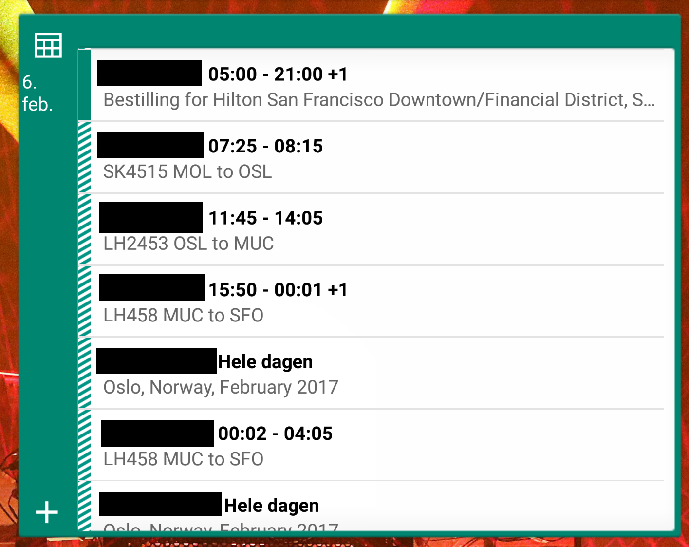 how to add gsuite calendar to phone