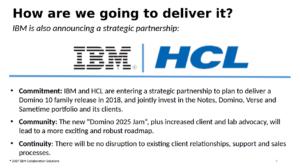 IBM HCL