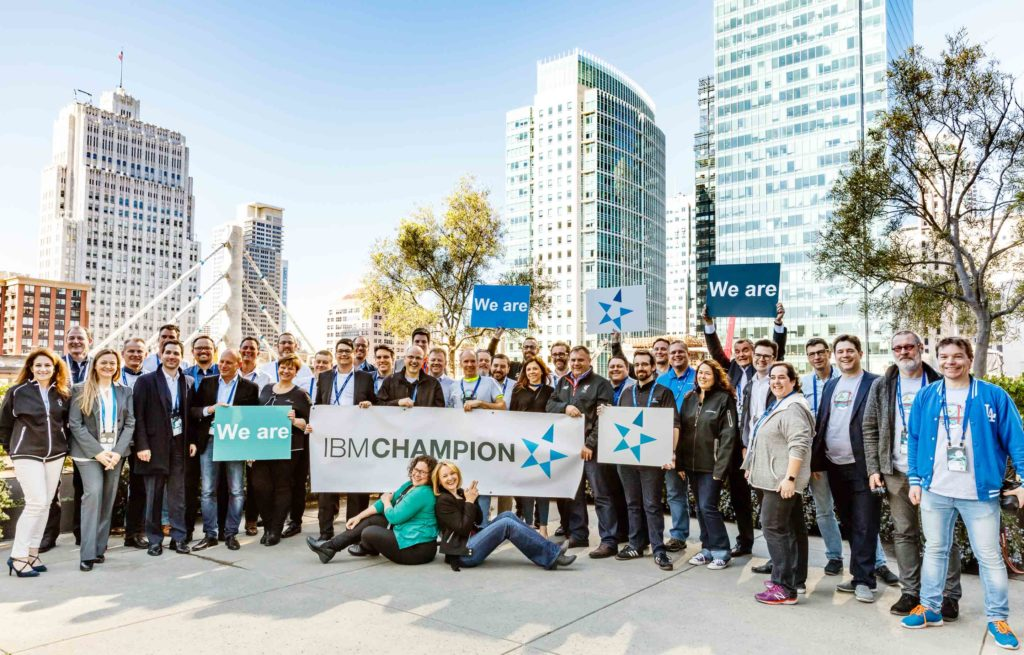 IBM Champions in San Francisco
