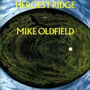 Hergest Ridge cover
