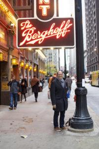 Ed Brill in Chicago