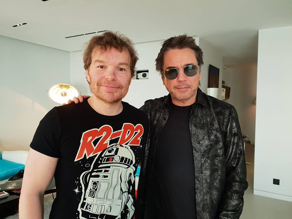 Ego and Jarre
