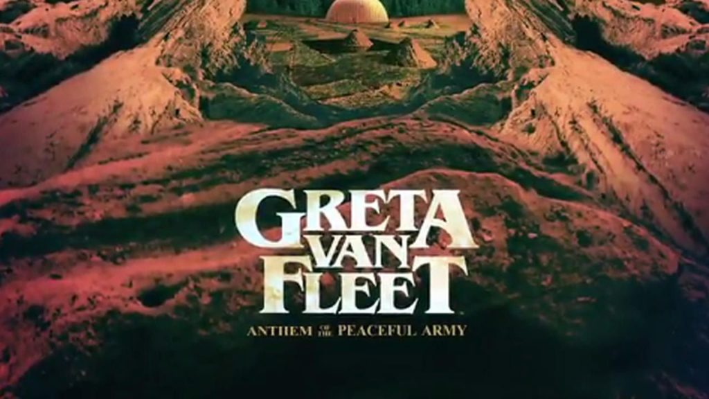 Grtea Van Fleet - Anthem of the Peaceful Army