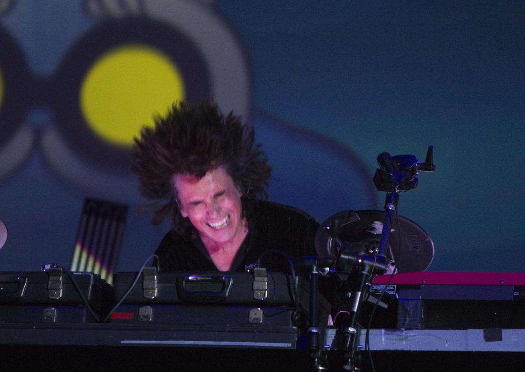 Jean-Michel Jarre - Headbanger