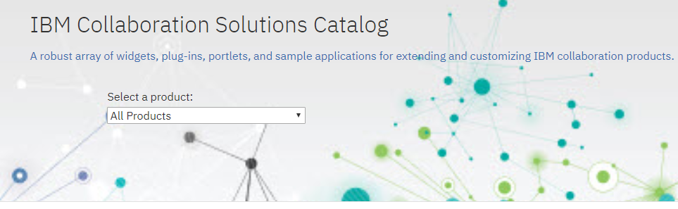 IBM Collaboration Solutions Catalog