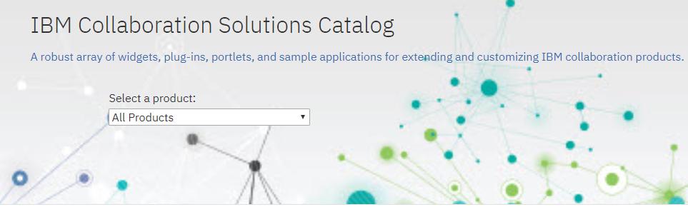 IBM Collaboration Solutions Catalog