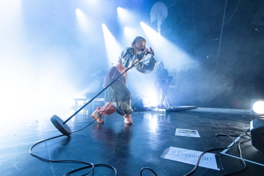 Aurora live in Oslo