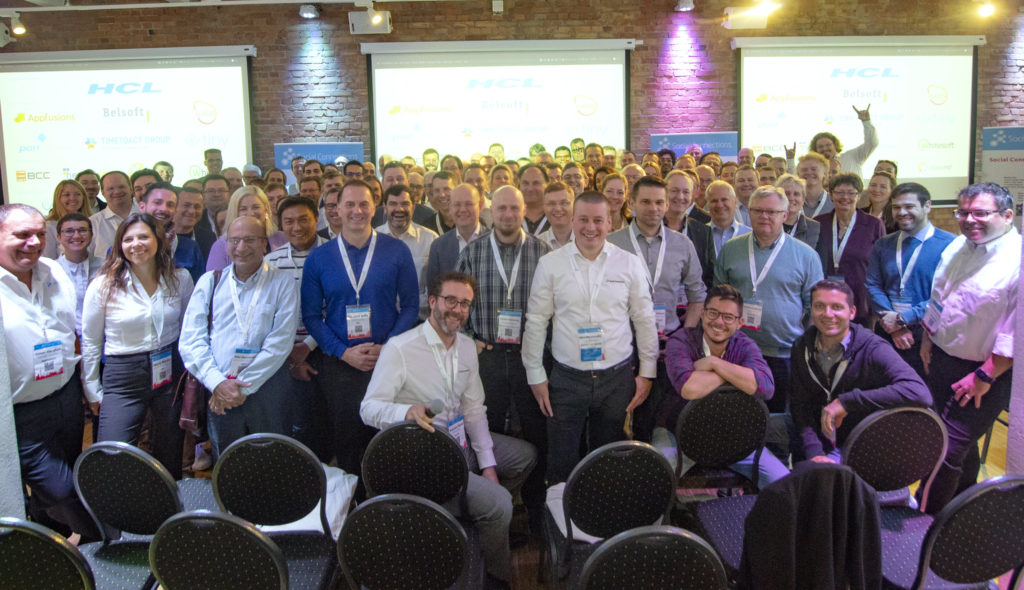 Social Connections 2018