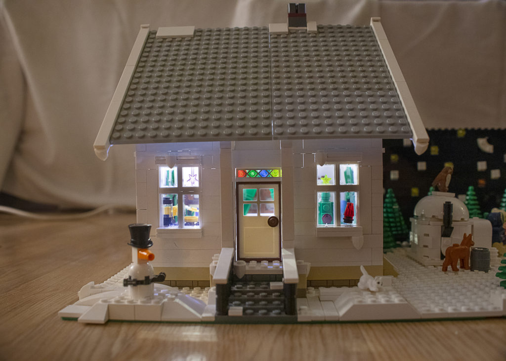 Lego Xmas Exhibition 2019