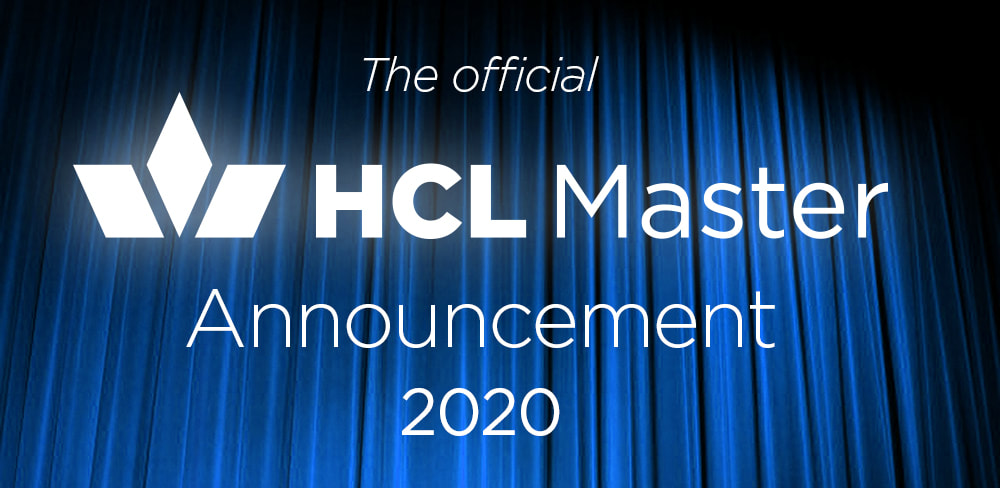 HCL Masters announcement