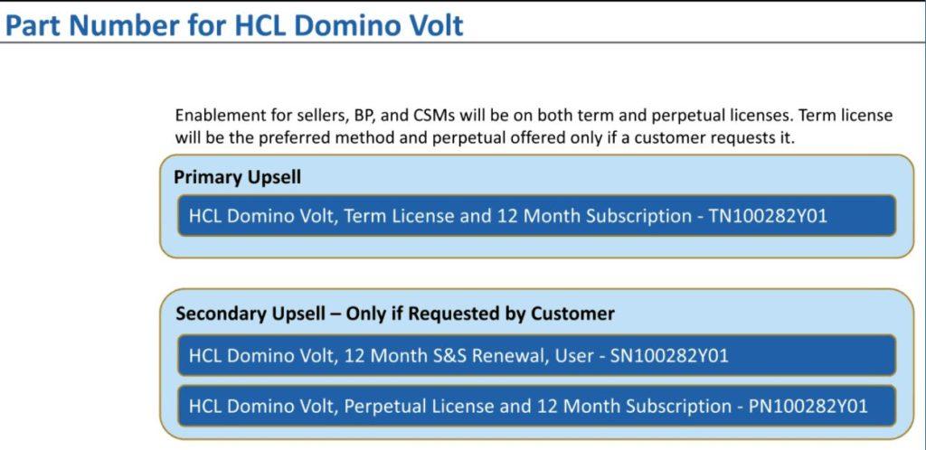 Volt Licensing