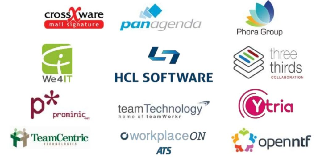 Sponsors of Collabsphere 2020