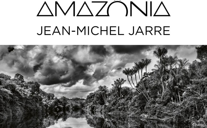 Jean-Michel Jarre - Amazônia cover artwork